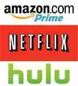Hulu Plus vs Netflix vs Amazon Prime Instant